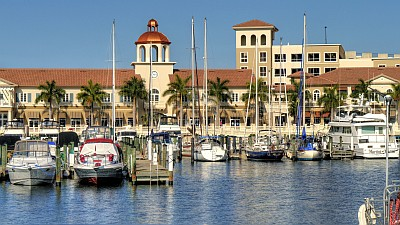 Tarpon Point Marina in Cape Coral